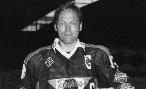 Erkki Laine toimi Reippaan kipparina vuosina 1990-94.