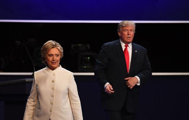 Hillary Clinton kertoi BBC:n haastattelussa, että hänellä olisi nostetta haastamaan Donald Trump uudelleen tulevassa presidenttikisassa.