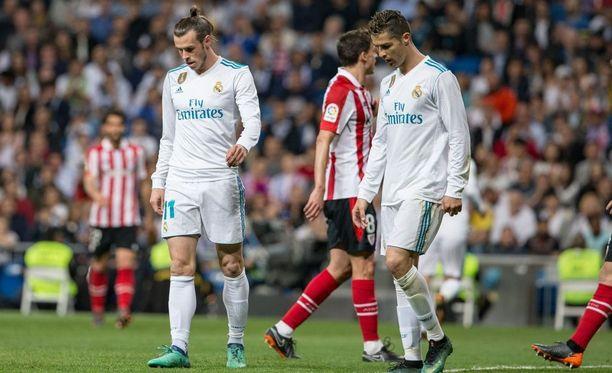 Tasapeli ei tyydyttänyt Real Madridin pelaajia keskiviikkoiltana.