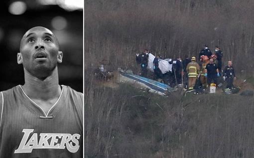 """Kobe Bryantin lentäjä teki kohtalokkaan virheen vain hetki ennen turmaa – dramaattinen arvio tilanteen toivottomuudesta: """"Elinajanodote voi olla 10–15 sekuntia"""""""