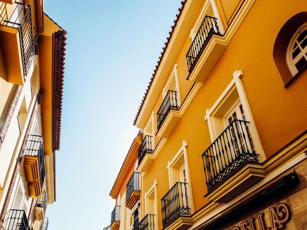 Espanjan Malaga houkuttaa syyslomalaisia.