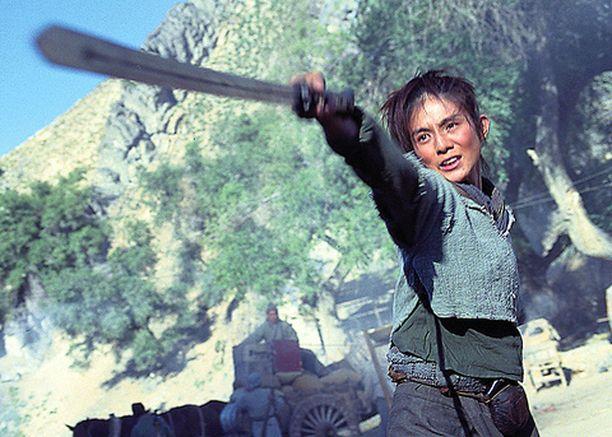 Toimintaelokuva perustuu kiinalaiseen romaaniin.