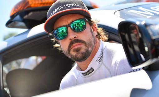 Fernando Alonso jatkaa formulauraansa.