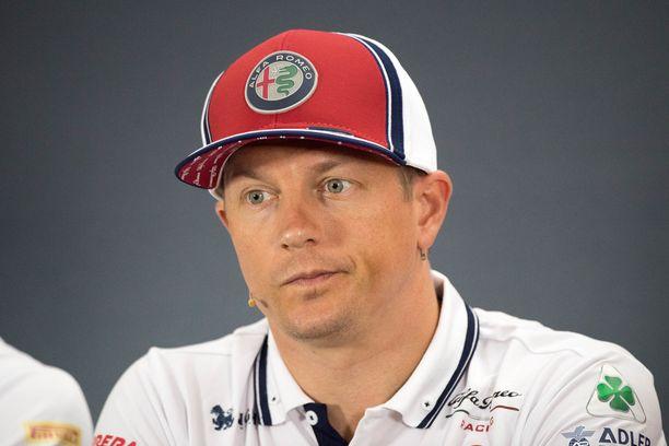 Kimi Räikkönen on tullut tunnetuksi letkautuksillaan.