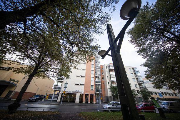 Nainen löytyi kuolleena Porin Itäpuistossa sijaitsevasta asunnosta syyskuussa 2018.