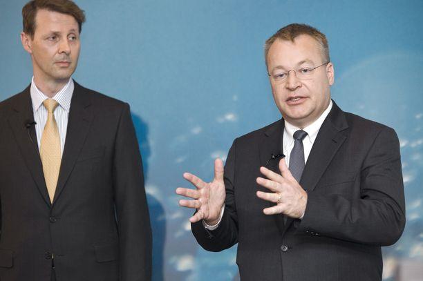 Risto Siilasmaata harmittaa Stephen Elopin arvostelu Microsoft-kaupan myötä.
