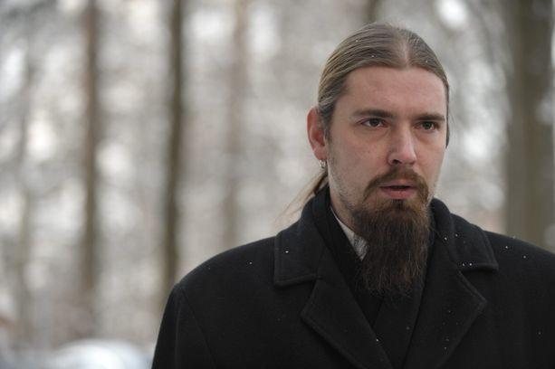 Kristian Meurman, 40, on julkaissut neljä albumia.