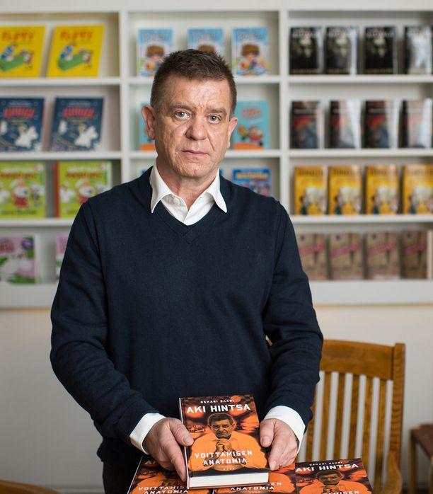 Nykyään Sveitsissä asuva Aki Hintsa työskenteli McLarenin lääkärinä.