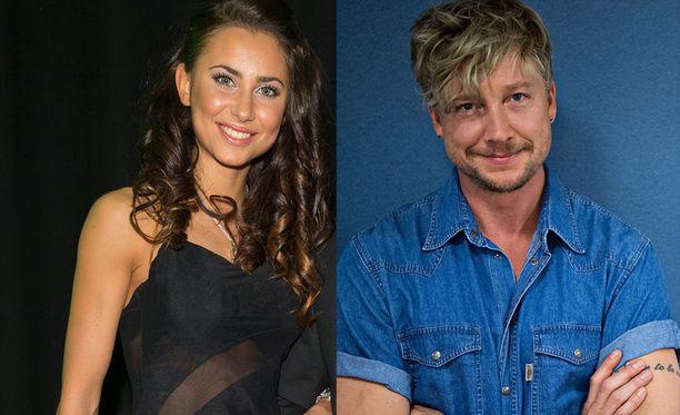 Etel Röhr ja Samu Haber ovat olleet jo lähes vuoden kihloissa.