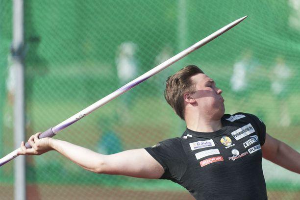 Teemu Narvi on Petteri Piirosen mukaan kunnossa nuorten MM-finaalin lähestyessä.