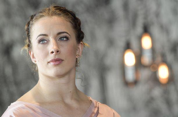 Anni Vuohijoesta tuli vuonna 2018 ensimmäinen suomalainen painonnoston arvokisamitalisti 17 vuoteen.
