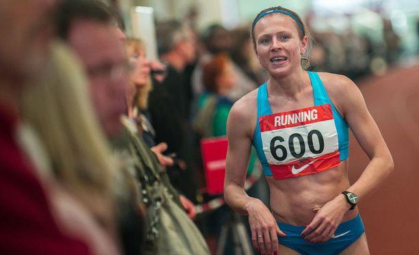 Julia Stepanova on toinen Venäjän dopingpaljastusten avaintodistajista.