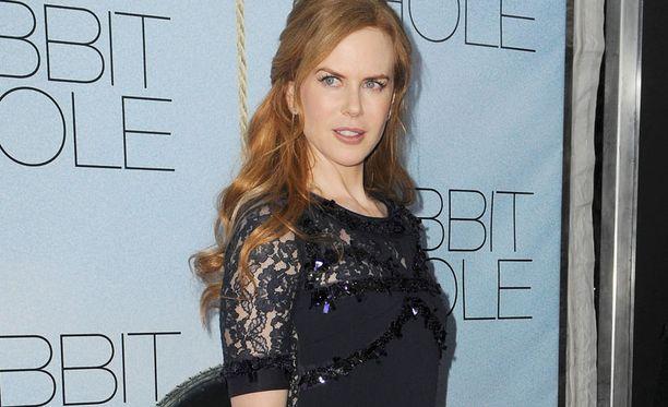 Nicole Kidman haluaisi kaikki lapsensa saman katon alle.