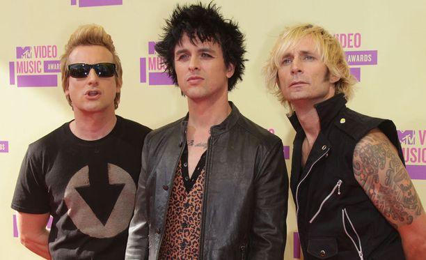 Green Dayn aikoo julkaista kolme uutta albumia huippuvauhdikkaasti.
