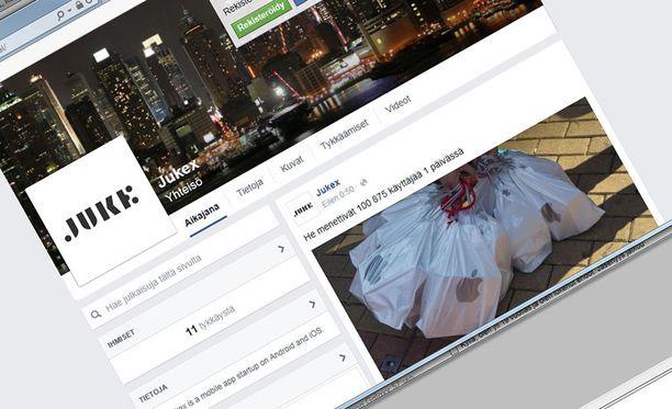 Huijauslinkkiä on levitetty suomalaisten Facebook-seinillä.