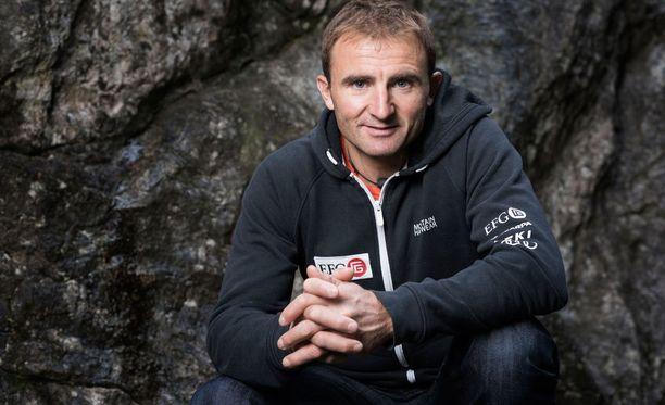 Ueli Steck menehtyi Mount Everestillä.