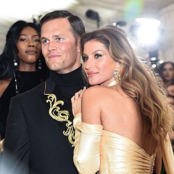 Tom Brady ja Gisele Bündchen ovat yksi Hollywoodin unelmapariskunnista.