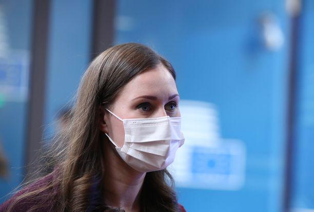 Marin toivoo komissiolta tilannepäivitystä rokotteista EU-maiden johtajien seuraavaan videokokoukseen, joka järjestetään ensi viikolla.