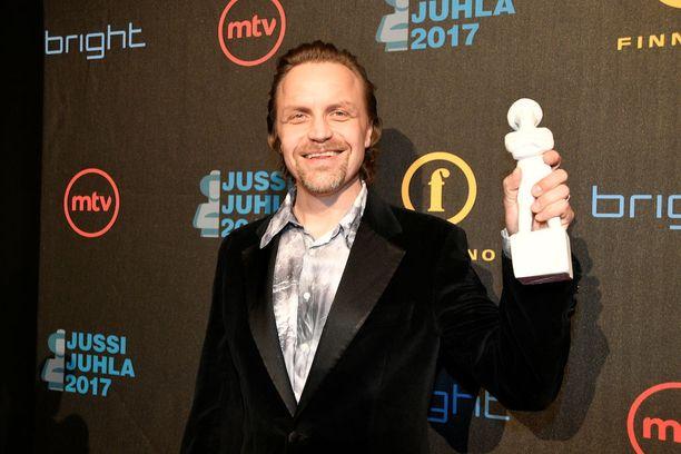 Jani Volanen voitti uransa toisen Jussin.