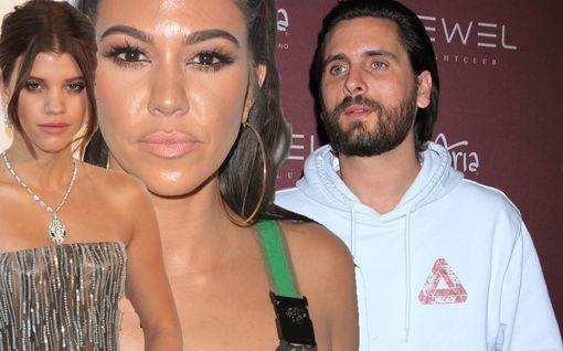 Anteeksi Sofia Richie! Scott Disick haluaa lapsen ex-vaimonsa Kourtney Kardashianin kanssa
