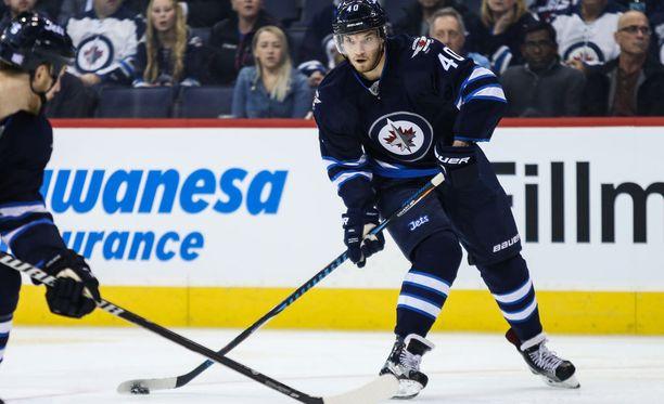 Jetsin Joel Armia oli 1+1 tehopisteellä Wild-ottelun tehokkain suomalaispelaaja.
