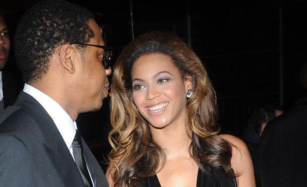 Beyoncé Knowles ja Jay Z ovat pitäneet yhtä jo vuosia.