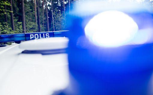 Nuori kuoli auto-onnettomuudessa Sastamalassa