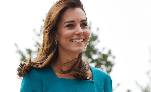 Cambridgen herttuatar täyttää tammikuun 9. päivänä 34 vuotta.