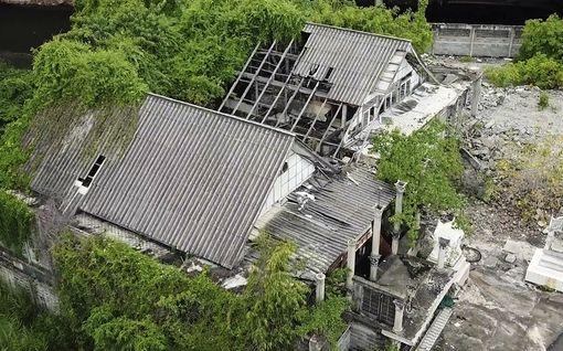Hylätty omakotitalo nostattaa karvat pystyyn – reissaaja vieraili thaimaalaisessa murhatalossa