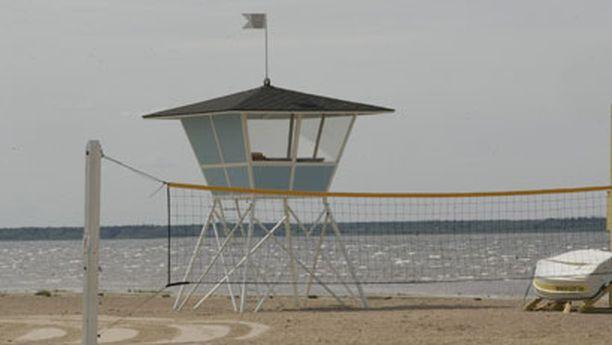 Oulun Nallikarin uimarannan vedenlaatu todettiin ensimmäisen näytteen perusteella hyväksi.