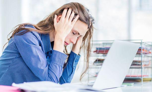 Pomojen epäreilu käytös on tutkimuksen mukaan merkittävä syy työmasennukseen.
