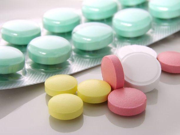 Synteettisiä aineita tilataan paljon erityisesti Kiinasta.