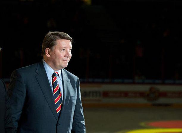 Jari Kurrin mukaan KHL-Jokerit tulee rakentumaan kotimaisten pelaajien varaan.