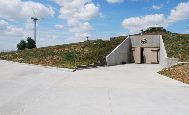 Survival Condo -yritys on rakentanut maanalaisia asuntoja entiseen ydinohjusten siiloon Kansasissa.