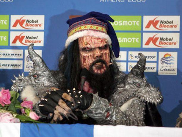 Lordin Euroviisuvoitto