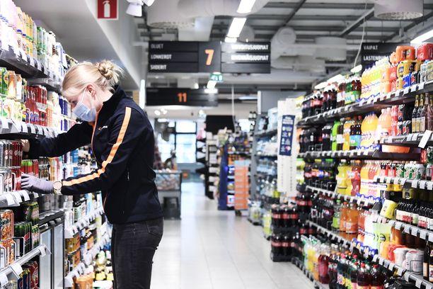 Vielä kaupoissa ei ole tehty päätöksiä rajoitusten purkamisesta.