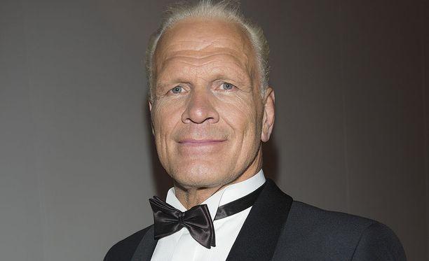 Frank Andersson kuoli sunnuntaina 62-vuotiaana.