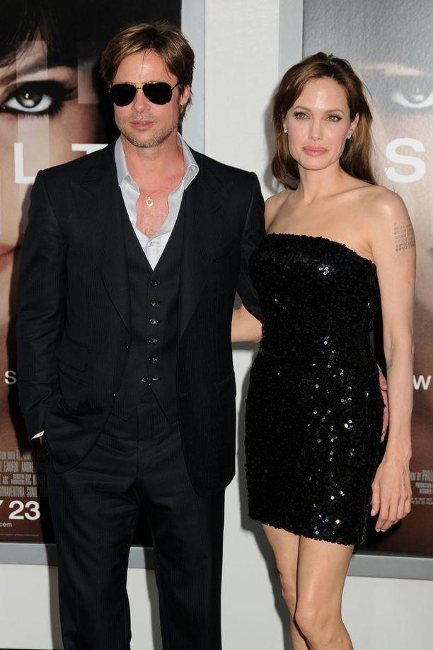 Brad Pitt ja Angelina Jolie erosivat vuonna 2016. Eroprosessi on ollut hidas ja monivaiheinen.