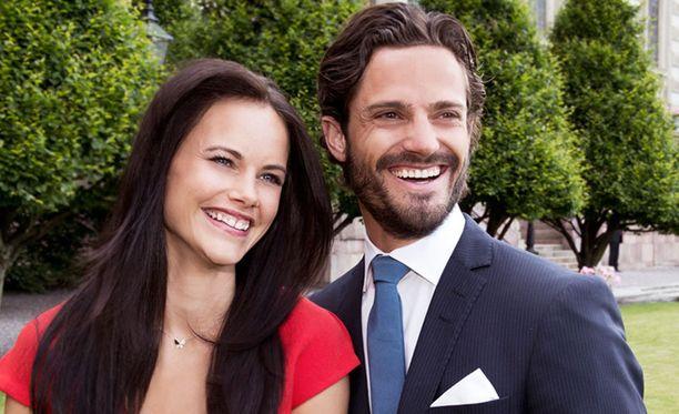 Sofia ja Carl Philip vihitään tulevana kesänä.