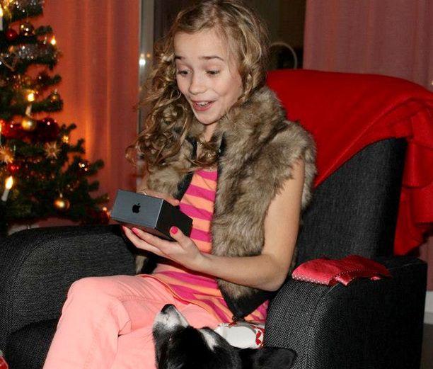 Joulu on lapsen parasta aikaa...