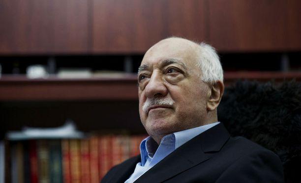 Muslimisaarnaaja Fethullah Gülen on asunut Yhdysvalloissa maanpaossa vuodesta 1999.