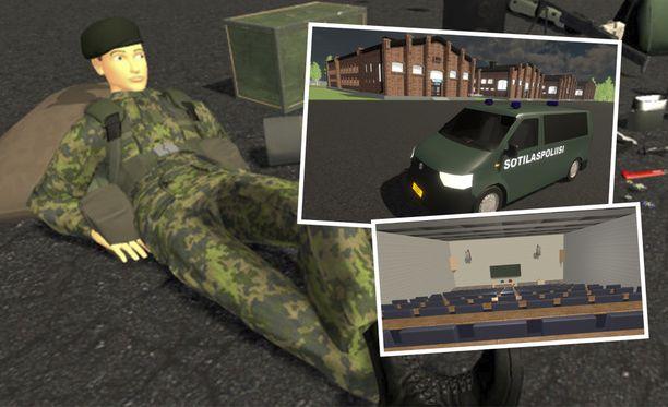 Finnish Army Simulatorin on tarkoitus ilmestyä vuonna 2022.