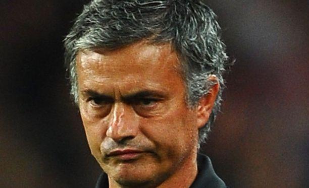 José Mourinho pyysi anteeksi - tavallaan.