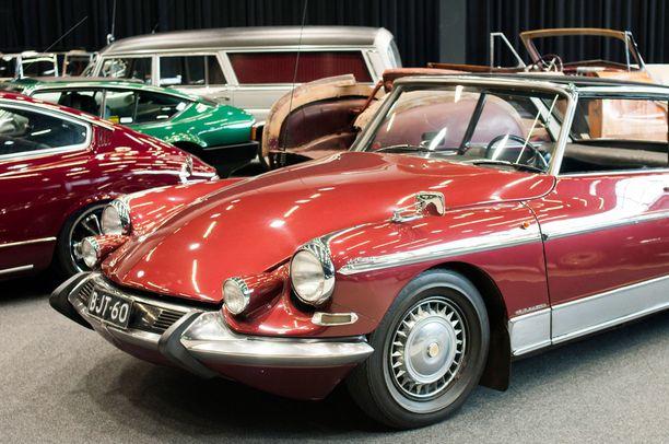 Citroenin DS Le Léman on vuodelta 1965 - auton ensiesittely nähtiin 1955.