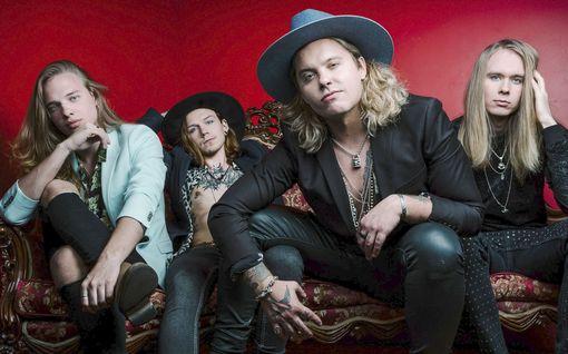 Suomalaisyhtye Santa Cruz jälleen myllerryksessä – basisti lähti