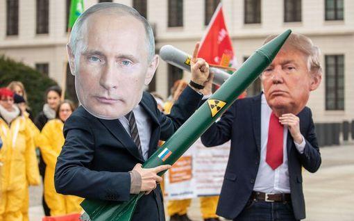 Näkökulma: Eurooppa on ajautumassa tilanteeseen, jossa Venäjä on hankkinut ydinaseissa ylivoiman, jota se käyttää lisääntyvään poliittiseen painostukseen