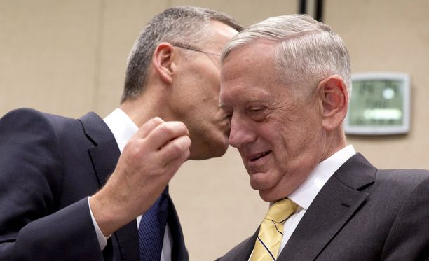 Yhdysvaltojen puolustusministeri James Mattisin mukaan Yhdysvallat ei katso vierestä, kun viattomia ihmisiä murhataan kemiallisilla aseilla.