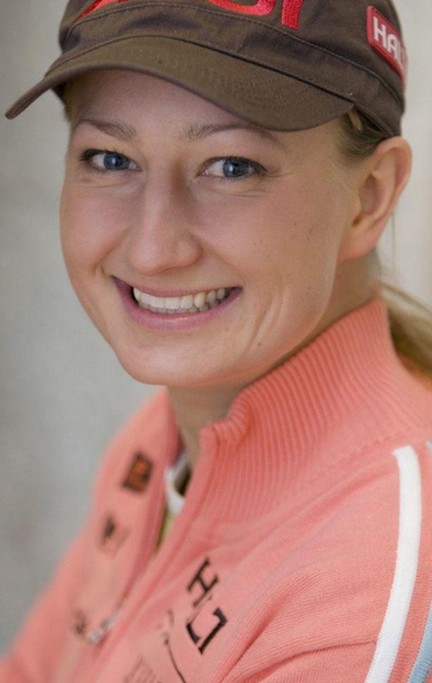 Vain Italian Denise Karbon oli Tanja Poutiaista nopeampi Mlynissä.