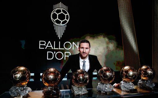 Suuresti arvostettu jalkapallopalkinto Ballon d'Or jää tänä vuonna jakamatta