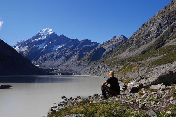 Seikkailija Uudessa-Seelannissa. Seuraavat luontoelämykset saadaan Itä-Suomessa.